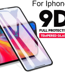 Redmi 8A Dual Premium Class Tempered Glass Imported product Full Screen Edge to Edge Protected