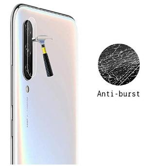 Realme Narzo 10A Camera Bump Tempered Glass