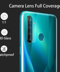 Realme 6 Camera Bump Tempered Glass.