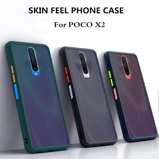 Poco X2 Smoke Cover Special Edition