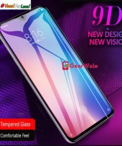 Poco M2 pro Tempered Glass 9H Curved