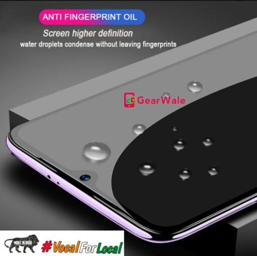 Poco M2 Pro Matte Glass Screen Protector