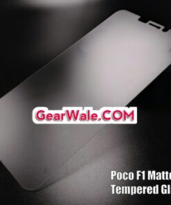 Xiaomi Poco F1 Matte Glass Screen Protector
