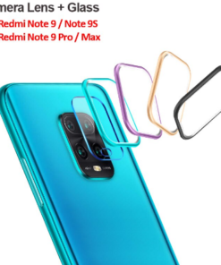 Redmi Note 9 Pro Max Camera Bump Ring Protector