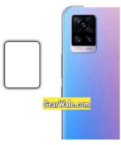 Vivo V20 Camera Bump Tempered Glass Imported Quality