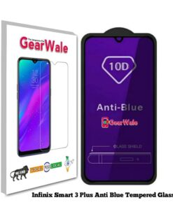 Infinx Smart 3 Plus Anti-Blue Eyes Protected Tempered Glass