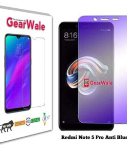 Redmi Note 5 Pro Anti-Blue Eyes Protected Tempered Glass