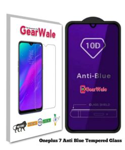 Oneplus 7 Anti-Blue Eyes Protected Tempered Glass