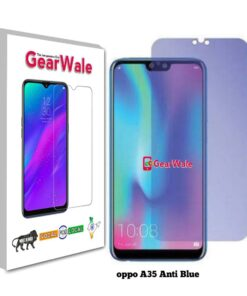 Oppo A35 Anti-Blue Eyes Protected Tempered Glass