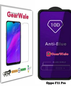 Oppo F11 Pro Anti-Blue Eyes Protected Tempered Glass