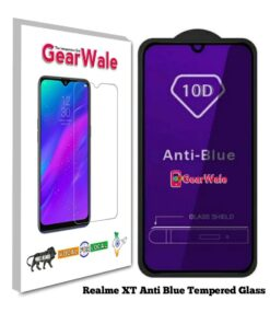 Realme XT Anti-Blue Eyes Protected Tempered Glass