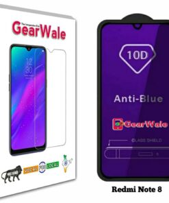 Redmi Note 8 Anti-Blue Eyes Protected Tempered Glass