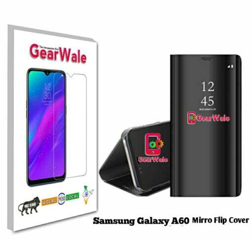 Samsung Galaxy A60 Mirror Flip Cover Exclusive