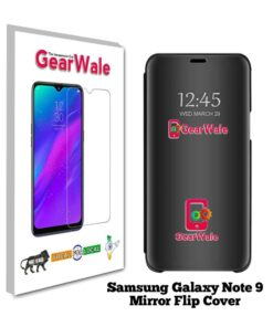 Samsung Galaxy Note 9 Mirror Flip Cover Exclusive
