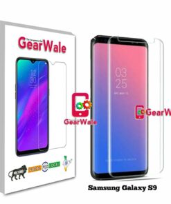 Samsung Galaxy S9 Real Curved UV Tempered Glass