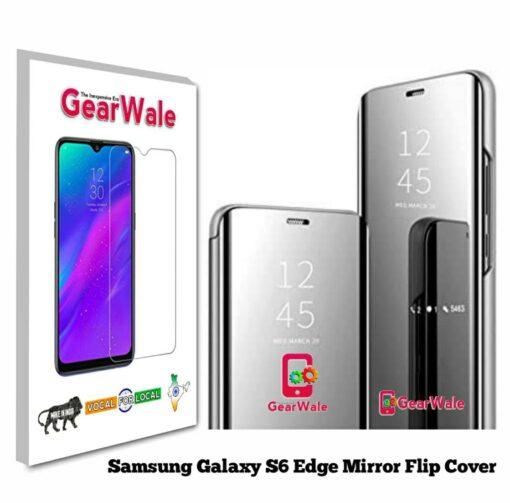 Samsung Galaxy S6 Mirror Flip Cover Exclusive