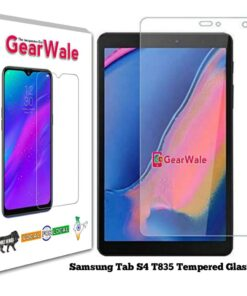 Samsung TAB S4 T385 Tempered Glass 9H Curved Full-Screen
