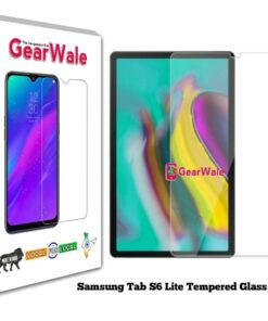 Samsung TAB S6 Lite Tempered Glass 9H Curved Full-Screen Edge to Edge protected