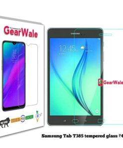Samsung TAB T385 Tempered Glass 9H Curved Full-Screen