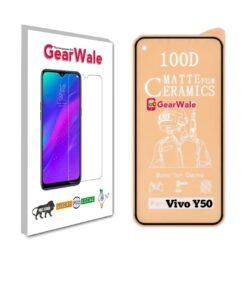 Vivo Y50 Matte Screen Protector for GAMERS GearWale