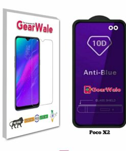Poco X2 Anti-Blue Eyes Protected Tempered Glass