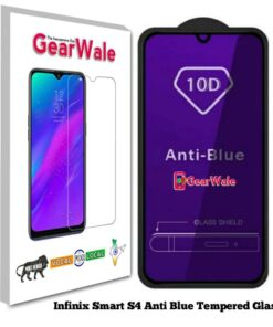 Infinx Smart S4 Anti-Blue Eyes Protected Tempered Glass