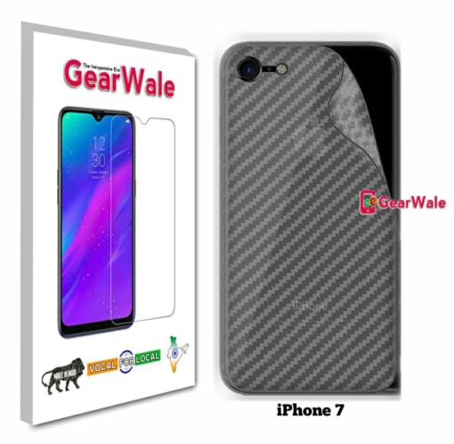 iPhone 7 Back Side Glass Protector