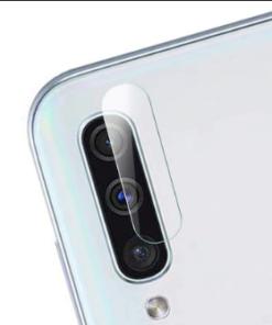 Samsung M30 Camera Bump Tempered Glass Imported Quality