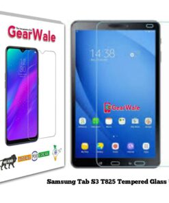 Samsung TAB A S3 T825 Tempered Glass 9H Curved Full-Screen