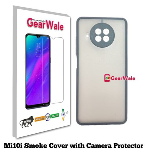 Mi10i Smoke Cover Special Edition