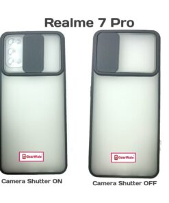 Realme 7 Pro Camera Shutter Smoke Cover Limited Edition