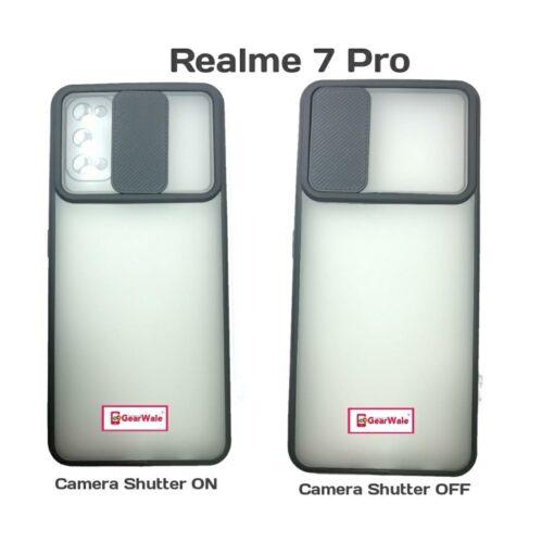 Realme 7 Pro Camera Shutter Smoke Cover Limited Edition