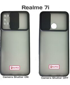 Realme 7i Camera Shutter Smoke Cover Limited Edition