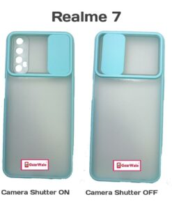 Realme 7 Camera Shutter Smoke Cover Limited Edition