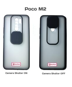 Poco M2 Camera Shutter Smoke Cover Limited Edition