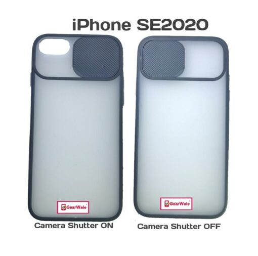 iPhone SE2020 Camera Shutter Smoke Cover Limited Edition