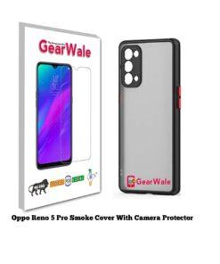 Oppo Reno 5 Pro Smoke Cover Special Edition