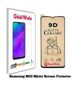 Mi 10i Matte Screen Protector for GAMERS