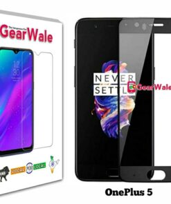 Oneplus 5 Full Screen Tempered Glass 2.5D Curved 9H Hardness