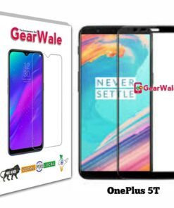 Oneplus 5T Full Screen Tempered Glass 2.5D Curved 9H Hardness