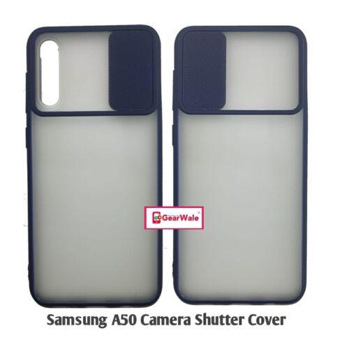 Samsung Galaxy A50 Camera Shutter Smoke Cover Limited Edition