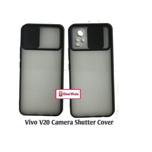 Vivo V20 Camera Shutter Smoke Cover Limited Edition
