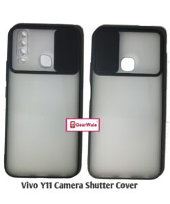 Vivo Y11 Camera Shutter Smoke Cover Limited Edition
