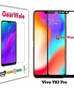Vivo Y83 Pro Full Screen Tempered Glass 2.5D Curved 9H Hardness