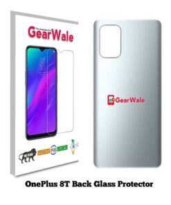 Oneplus 8T Back Side Glass Protector