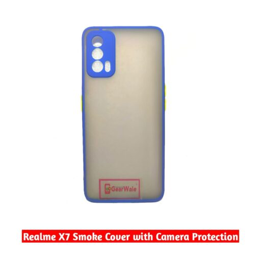 Realme X7 Smoke Cover Special Edition with camer Protection