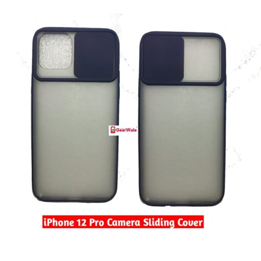 iPhone 12 Pro Camera Shutter Smoke Cover Limited Edition