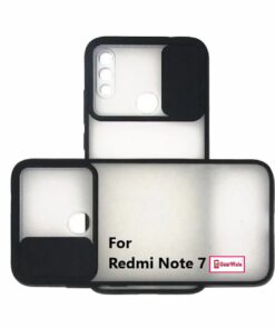 Redmi Note 7S Camera Shutter Smoke Cover Limited Edition