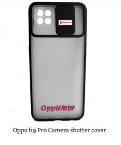Oppo F19 Pro Camera Shutter Smoke Cover Limited Edition