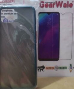 Oppo F19 Pro Smoke Cover With Camera Protection Special Edition